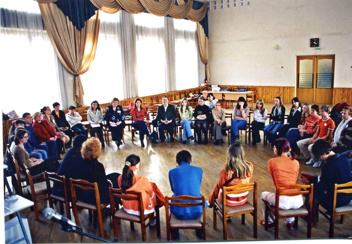 Копия Третья конференция ШСП Круг третьего дня