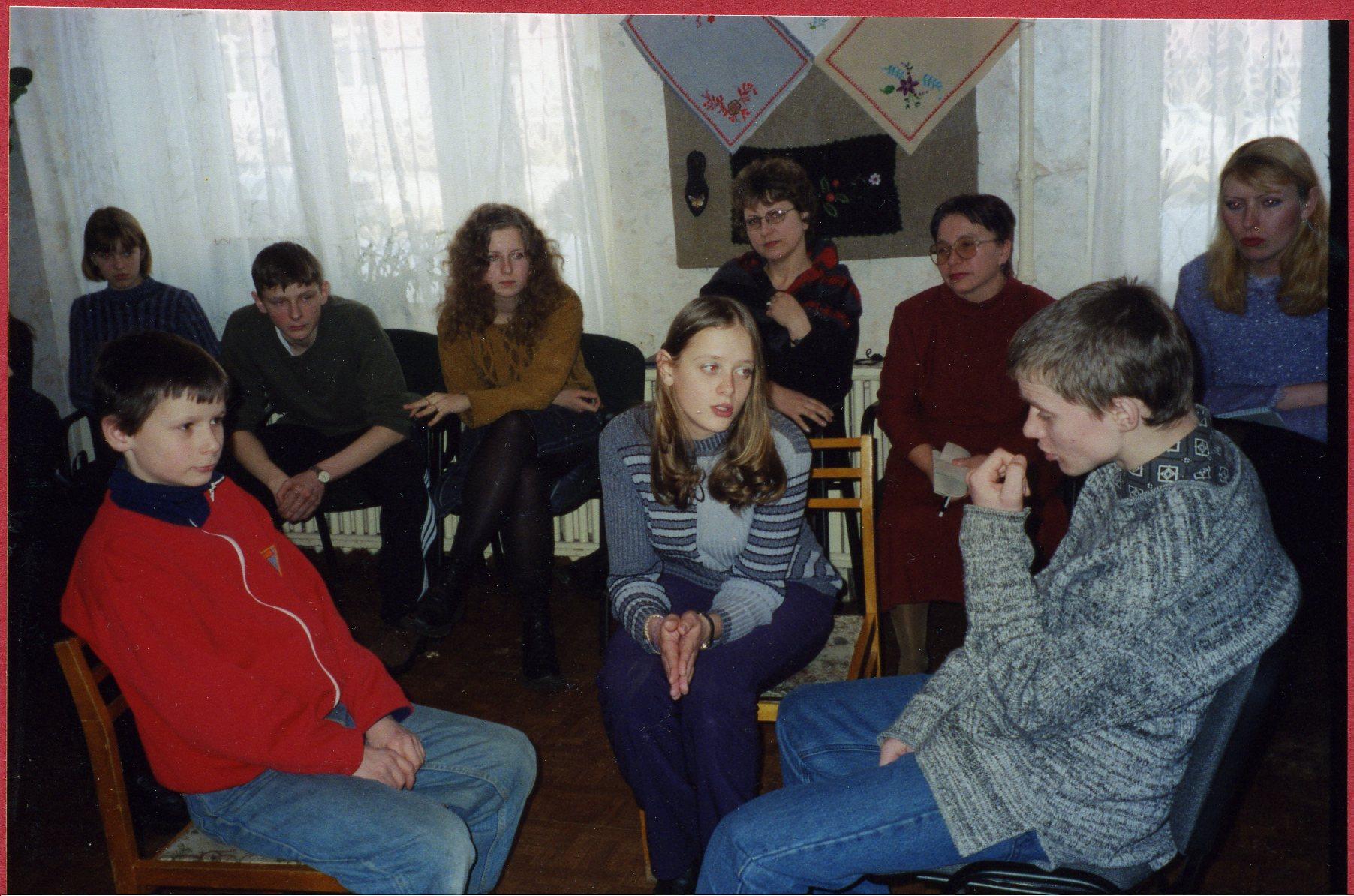 Копия ШСП - тренинг в Новгороде